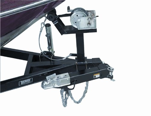 Fulton Fold-Away Weld-On Hinge Kit, 2 x 3-Inch Trailer Beam, Raw Finish, Holds up to 5000-Pound (Tongue Hinge Trailer)