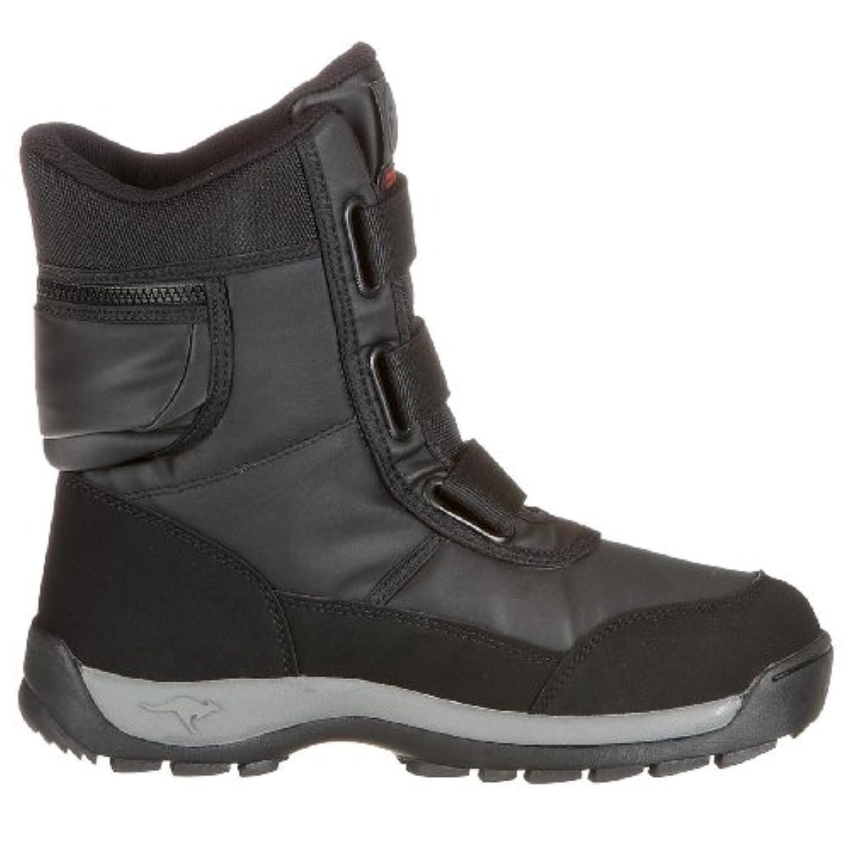 Kangaroos Jasper, Boys' Snow Boots, Black, 3.5 UK (36 EU)