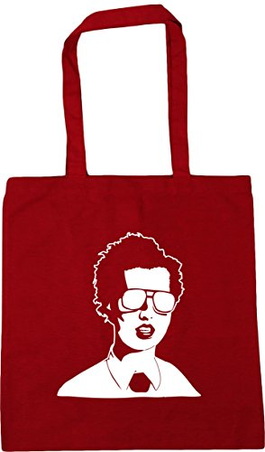 Shopping Bag 10 Classic Beach Red HippoWarehouse Gym dynamite litres 42cm Tote x38cm napoleon qxxztYB