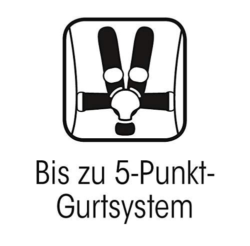 Sportwagen /& Buggy mit Anti-Rutschschutz Design:anthrazit Odenw/älder Fu/ßsack Mucki L//Winter-Fu/ßsack f/ür Kinderwagen