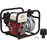 NorthStar High-Pressure Water Pump - 2in. Ports, 8120 GPH, 94 PSI, 160cc Honda GX160 Engine