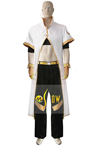 ec9188a3b98 Mtxc Men s Tales of the Abyss Cosplay Costume Luke fon Fabre Full Set From  Mtxc