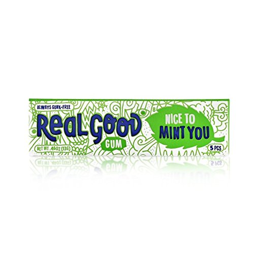 Real Good Gum, Nice to Mint
