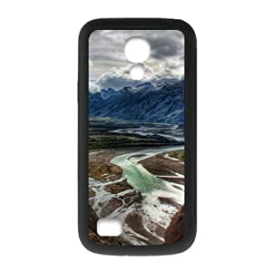 Custom Mountain Valley Cool Fashion Design Hot Custom Luxury Cover Case For Samsung Galaxy S4 Mini