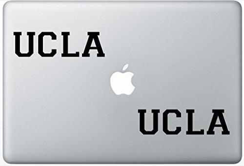 University Ucla Bruins (Ucla University California Los Angeles Bruins Log ArcDecals78602756 Set Of Two (2x) , Decal , Sticker , Laptop , Ipad , Car , Truck)