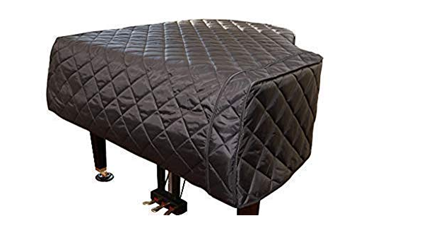 2 Items Bundle with L/&L Design Piano-Table Topper Grand Piano Protective Cover Custom Made Essex Piano Cover Model EGP-155C 51 Steinway /& Sons Classic Grand//Piano Cover