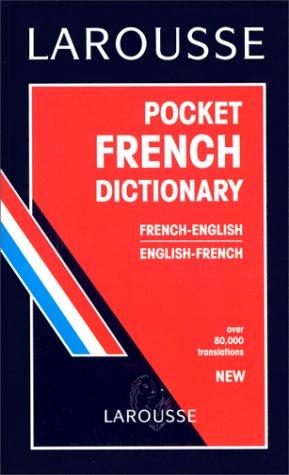 2034307003 - Dictionary: Larousse de poche dictionnaire: Français - Anglais Anglais - Français. - Libro