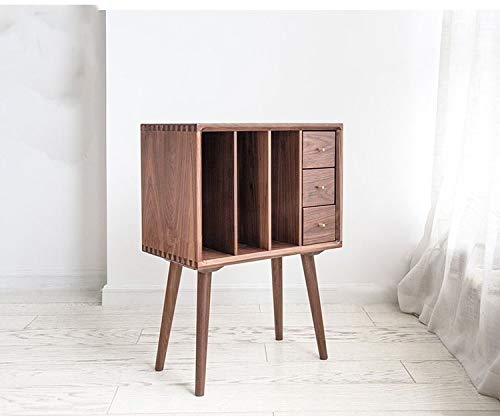 Amazon Com Nordic Solid Wood Sofa Side Cabinet Personality
