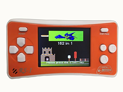 NEW Version! E-MODS GAMING®, 8-Bit Retro 2.5