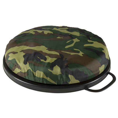 Allen Company Camo Swivel Bucket Lid Seat (Seats Ice Fishing)