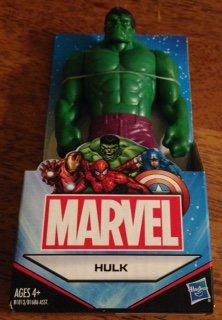 Marvel Universe Avengers 6 (Approximate Size) All Star Hulk Action Figure Australian Release