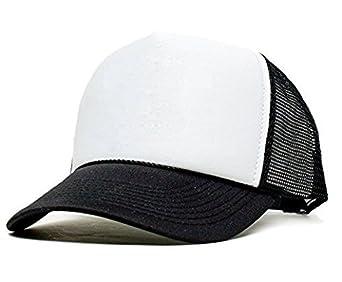 Fish Red Child Baby Kid Mesh Caps Adjustable Trucker Hats Summer Snapback