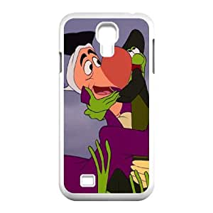 Samsung Galaxy S4 9500 Cell Phone Case White Alice in Wonderland Character Bill the Lizard Phone Case Cover Protective Design XPDSUNTR14859