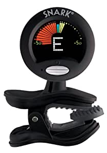 Snark SN-5 Tuner for Guitar, Bass and Violin (Black)
