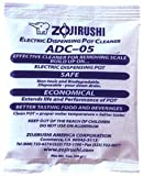 zojirushi coffee pot - Zojirushi ADC-05 Electric Dispensing Pot Cleaner 1 Oz.(28 gr.)