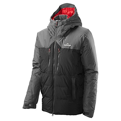 XT Men's Black Jacket Granite Pinnacle Kathmandu Down FAqwvvd