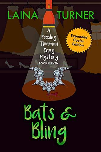 Halloween Charity Ball Ideas (Bats & Bling: A Presley Thurman Cozy Mystery Book)