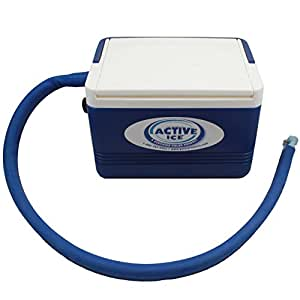 Ice Therapy Machine - Cold Therapy Compress - Vive Health |Medical Ice Therapy Machine
