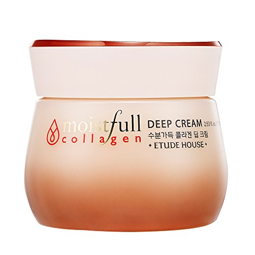 Etude House 2015 New Moistfull Collagen Deep Cream 75ml