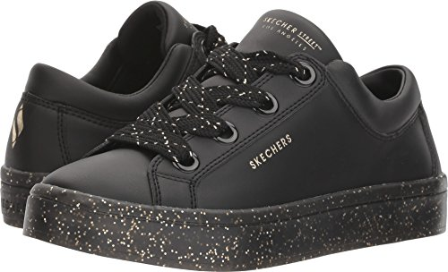 Skechers Donna Hi-lite - Sparkle Steppers Black