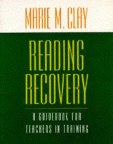 Reading Recovery (GINN HEINEMANN PROFESSIONAL DEVELOPMENT)