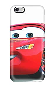 Top Quality Rugged Lightning Mcqueen Case Cover For Iphone 6 Plus
