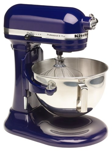 KitchenAid Professional 5 Plus Series Stand Mixers   Cobalt Blue