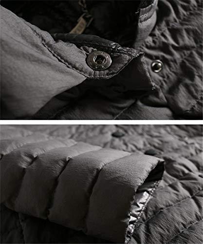 Col Long 91 Femelle Manteau Gris Duvet De Écharpe Manches Bas 95 Pic ~ Veste Le Blanc À Lqyrf D'hiver As Neuf Mince Pour Vers Femmes En Canard 1wwqxzSZB