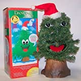 Original Douglas Fir The Talking Tree Talks, Sings and Dances! Large 18''