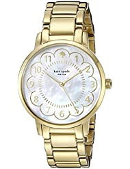 kate spade new york Womens 1YRU0789 Gramercy Bracelet Watch