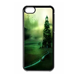 C-Y-F-CASE DIY Dreamy World Pattern Phone Case For phone Iphone 5C