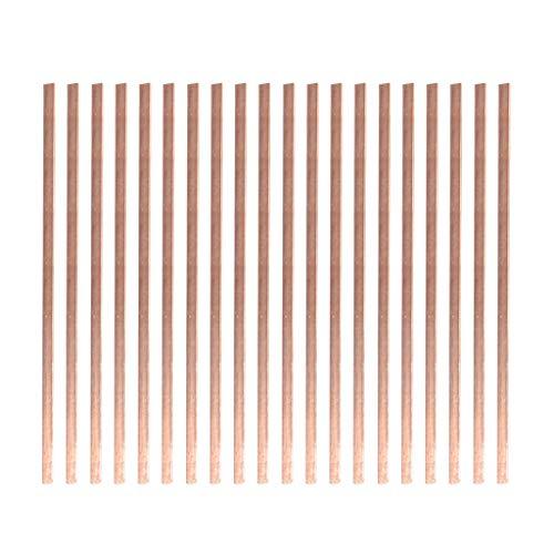 (Welding Copper Rod, Profession Welder Copper Tubes Electrode Convenient For Soldering Special Jointing Solderer Tool )