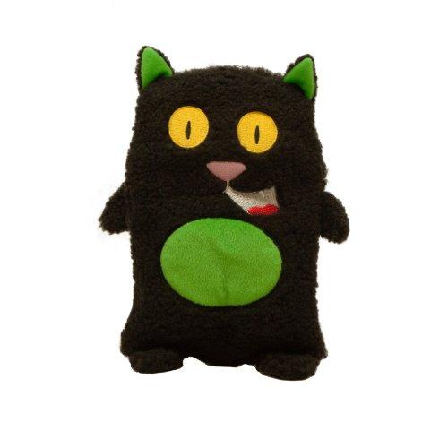 Plush Puppies Halloween Invincibles Cat Squeak Toy, 3-Squeaker, My Pet Supplies