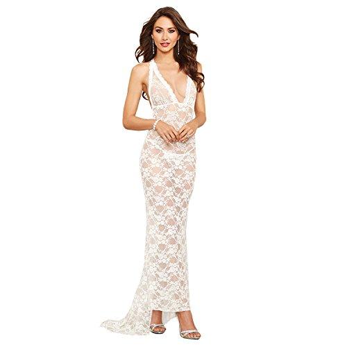 Cotton Wedding Wedding Dress - 9