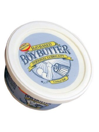 Boy Butter H20 4 oz Tub (H20 Based) (Paquet de 4)
