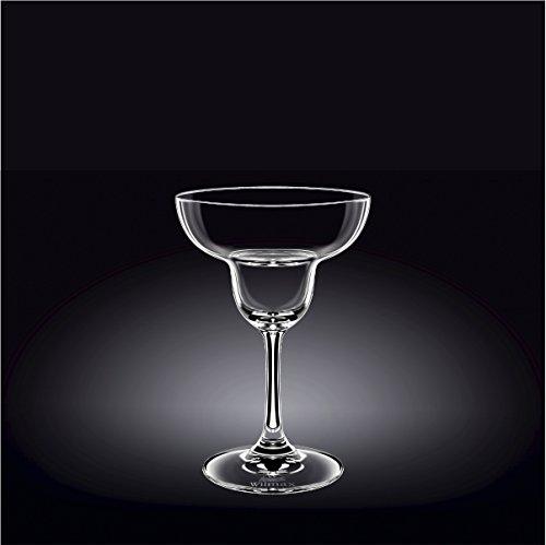 Wilmax 888031 280 ml Margarita Glass Set of 644; Pack of 8