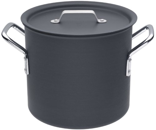 Calphalon Professional Hard-Anodized 8-Quart Stock Pot with