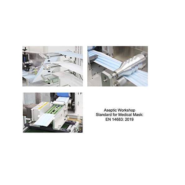 Echte-medizinische-Chirurgiemaske-Typ-II-BFE-98-Getestet-von-SGS-Hersteller-CE-Zertifiziert-Medizinische-Masken-Norm-EN14683-2019-Karton-4×10-Einheiten
