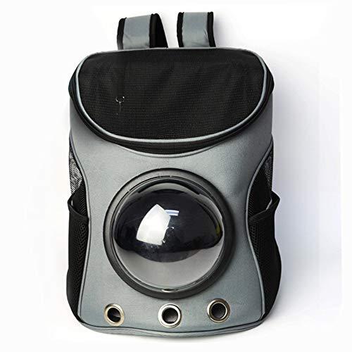 Borsa per Animali Domestici Cat Space Capsule può Essere sollevato Zaino Space Box Spalle Cat e Dog Outing Supplies