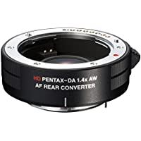 Pentax 1.4x HD PENTAX-DA AF Rear Converter AW for K-Mount Lenses