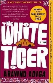 The White TIger av A Adiga