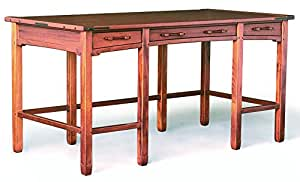 Build Your Own Aurora Table Desk Plan American Furniture Design