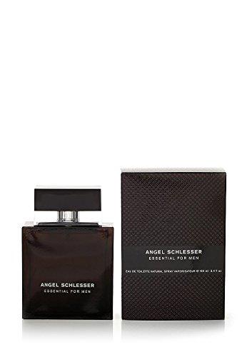 - Angel Schlesser Essential by Angel Schlesser for Men. Eau De Toilette Spray 3.4-Ounces
