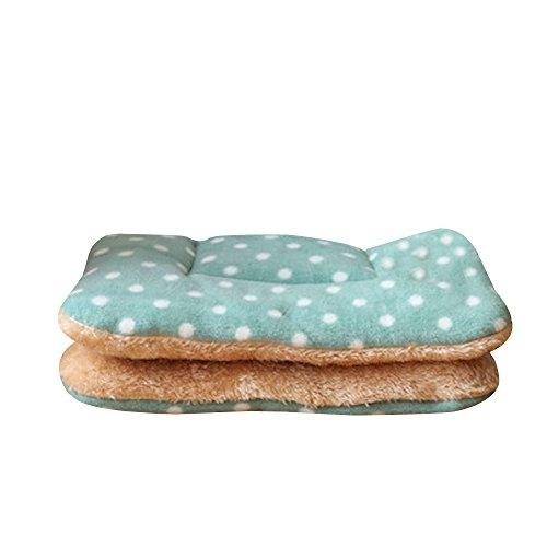 Micat® dicke PET-Matratze Nest Bettdecken Hundehütte Mats Kissen Pet-Pads Vary von 11 Arten von Designs (S: 47*33cm, 008)
