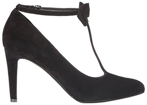 Pump West Suede Dress Hollison Women's Noir Nine wq7vfzxFq