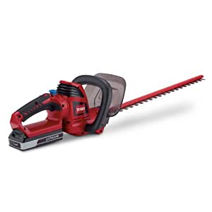 Toro 51496 Cordless 24-Inch 24-Volt Lithium-Ion Hedge Trimmer