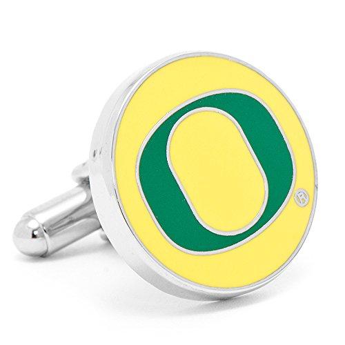Oregon Ducks Tie Bar - NCAA Oregon Ducks Cufflinks and Tie Bar Gift Set
