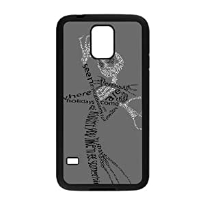 Samsung Galaxy S5 Phone Case for The Nightmare Before Christmas Classic theme pattern design GQ07TNBC18031