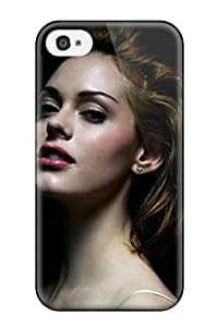 Case For Iphone 5C Cover Premium PC Rose Mcgowan Celebrity People Celebrity Protective Case
