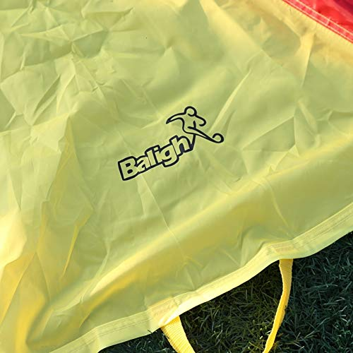 AjaxStore - 20x4x15CM Child Kid Sports Development Outdoor Umbrella Parachute Toy Jump-sack Ballute Play Parachute by AjaxStore (Image #3)